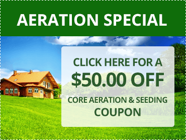 Organic Lawn Care & Aeration